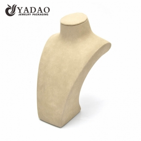 China Necklace bust for pendant jewelry factory