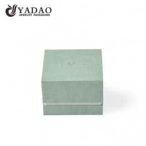 China New Style Jewelry Display Cardboard Jewelry Display Custom Suede Box Jewelry Display for Earrings factory