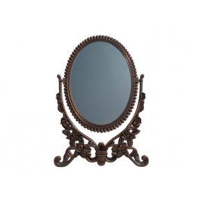 China Various color classic design table mirror for jewelry store with factory price factory