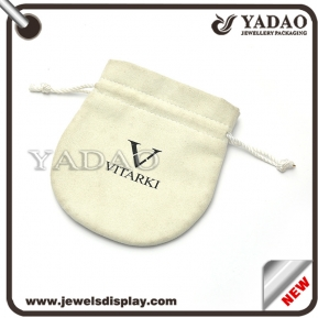 China Wholesale suede packing pouch with Protective effect of jewellery bag made in shenzhen factory