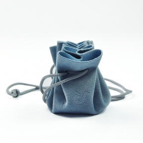 China Wholesale velvet suede Jewelry pouch small package bag customized with drawstring factory