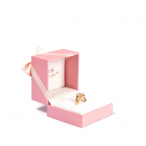 China Yadao Custom Pink Spring Hinge for Jewelry Storage Box factory