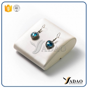 China beautiful custom delicate small but nicety water shape MOQ wholesale earring dsiplay stands factory