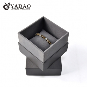 China custom bracelet jewelry box watch box cushion box with velvet pillow factory