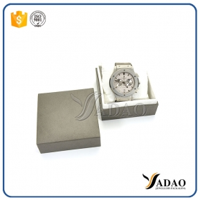 Chine customize OEM ODM jewelry box gift box watch box with free logo printing and sample cost refund usine