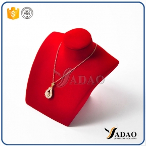 China dazzing festival half lying wholesals with custom resin necklace bust better for gold jewellery factory