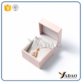 China elegant nice attractive bulk sale handmade customized plastic box/plastic box  for jewelry packaging with ring/bangle/earring/bracelet/necklace factory