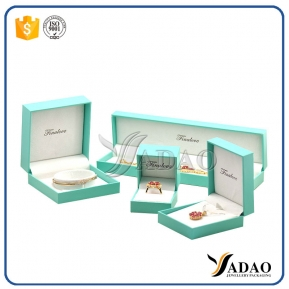 China gentle wholesale good price regular size handmade OEM ODM custom jewelry box factory
