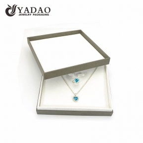 China jewelry box for jewelry set factory
