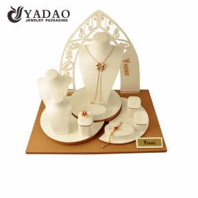 China jewelry display showcase for display your jewellery factory