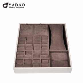 China jewelry tray jewelry set tray combine tray factory
