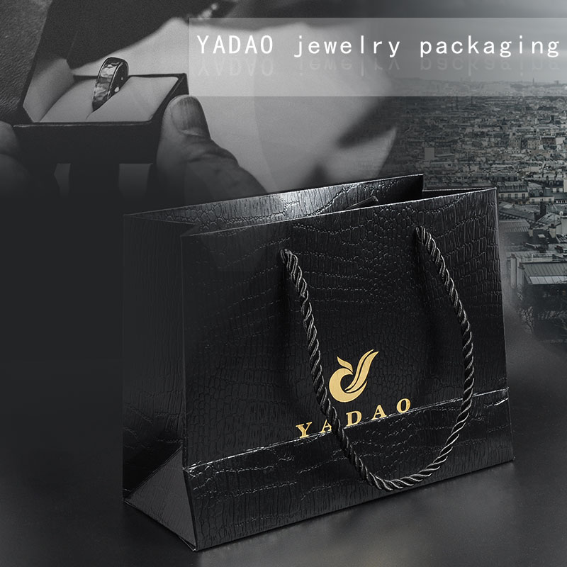 YADAO Customize Shopping Paper Luxury Gift Bag