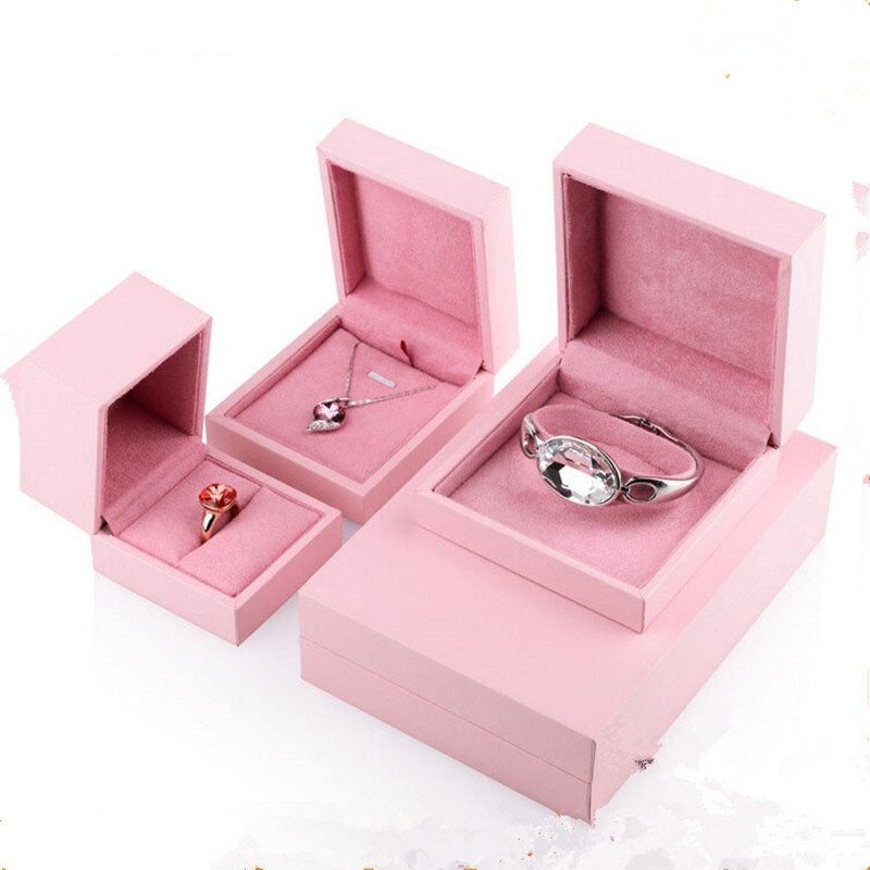 Jewelry box packaging box ring box for Custom jewelry packaging manufacturers