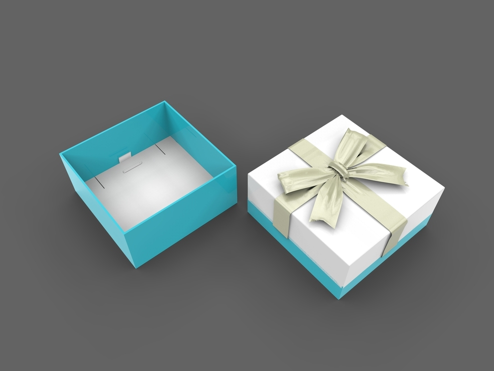 Necklace Gift Box Necklace Jewelry Box Paper Necklace Box