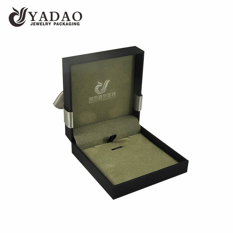 Velvet jewelry boxes plastic jewelry chests jewelry for Custom jewelry packaging manufacturers