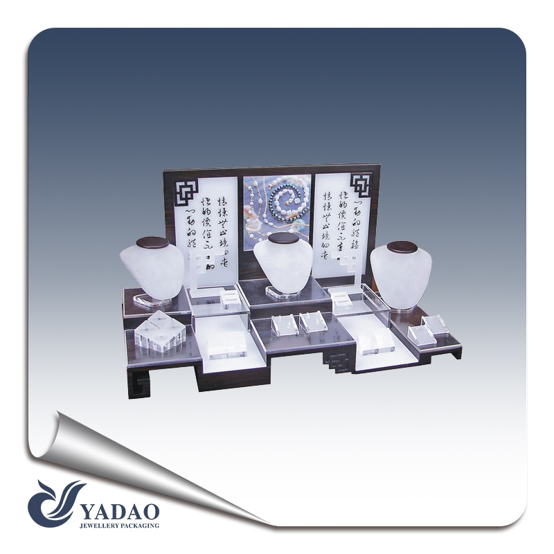 Creative Custom Jewelry Home: Jewelry Display Set, Jewelry Display Stands For Ring