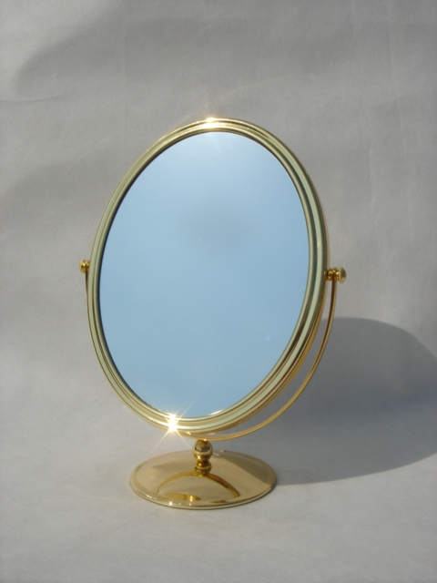 Standing mirror antique mirror dressing table mirror for Standing glass mirror