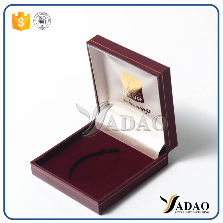 Cstumized Jewellery Package Box,pu Leather Jewelry Box