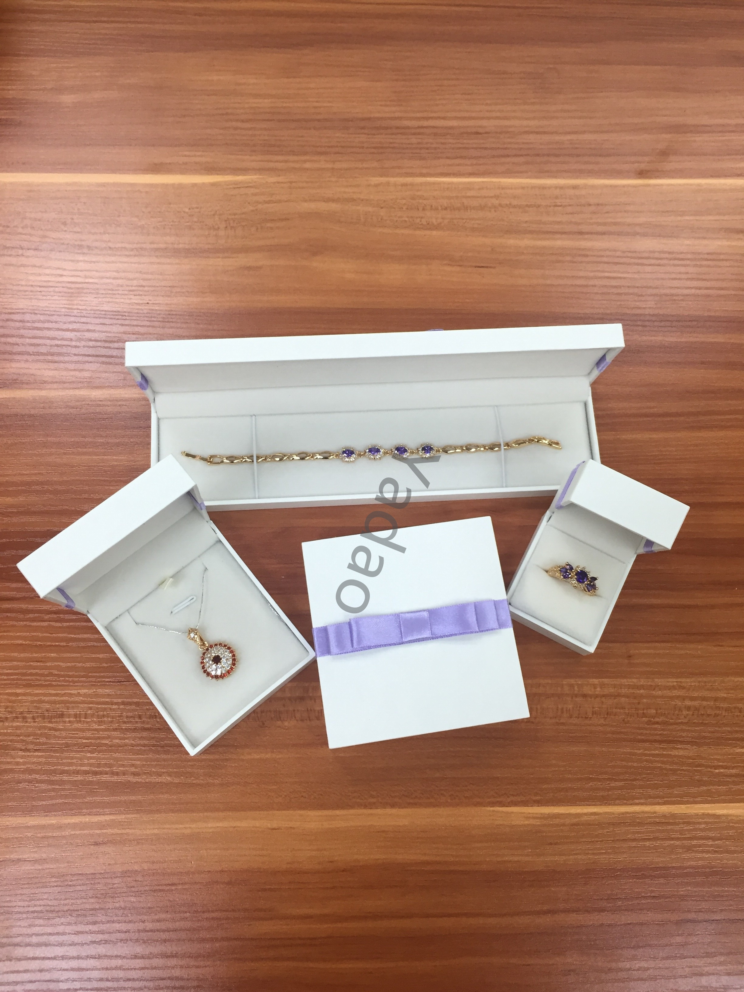 Jewelry Box Packaging Boxes Gift Boxes